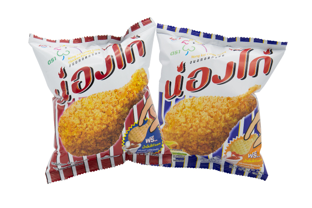 Crispy Snack Nong Kai